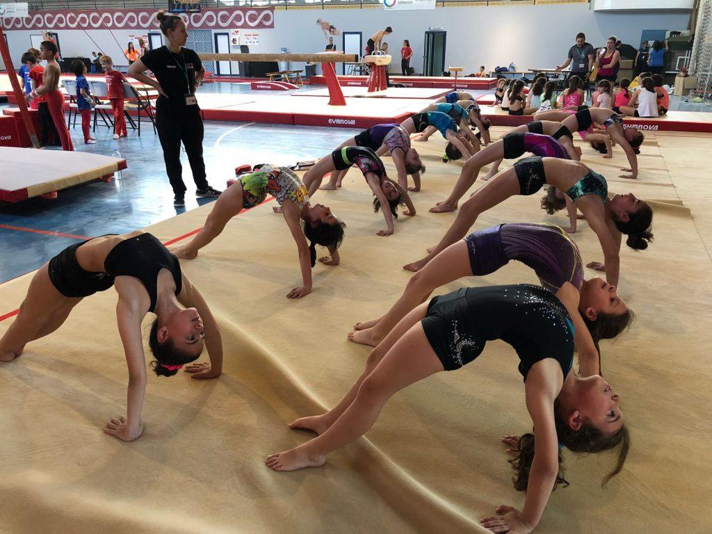 Les nenes de Base de l EGIBA competeixen en el Torneo Guadalquivir de Sevilla