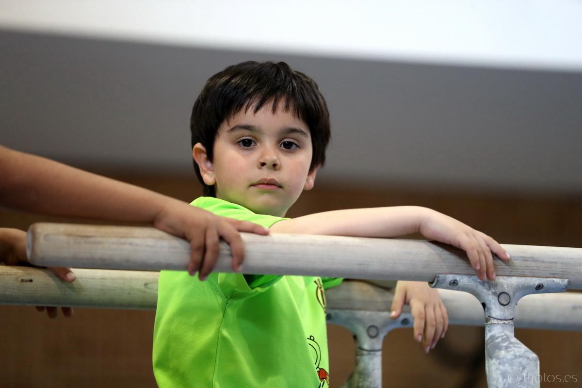 Gimnastica artistica masculina, per nens -GAM- EGIBA