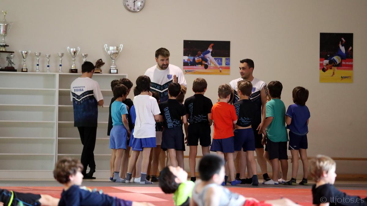 Gimnastica artistica masculina promogym EGIBA 1