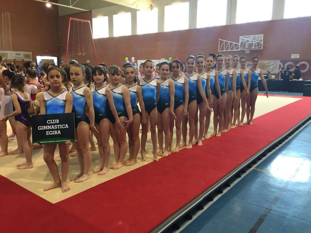 L'EGIBA de Manresa participa en el Torneo Guadalquivir de Sevilla de Gimnastica Artistica Femenina