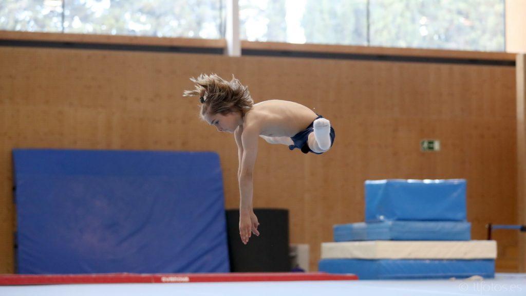 gimnastica esportiva / artística de competició