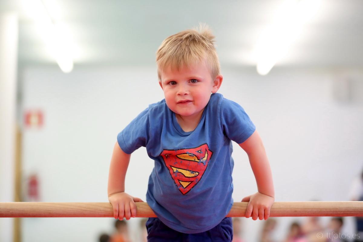 babygym gimnastica artistica per infants