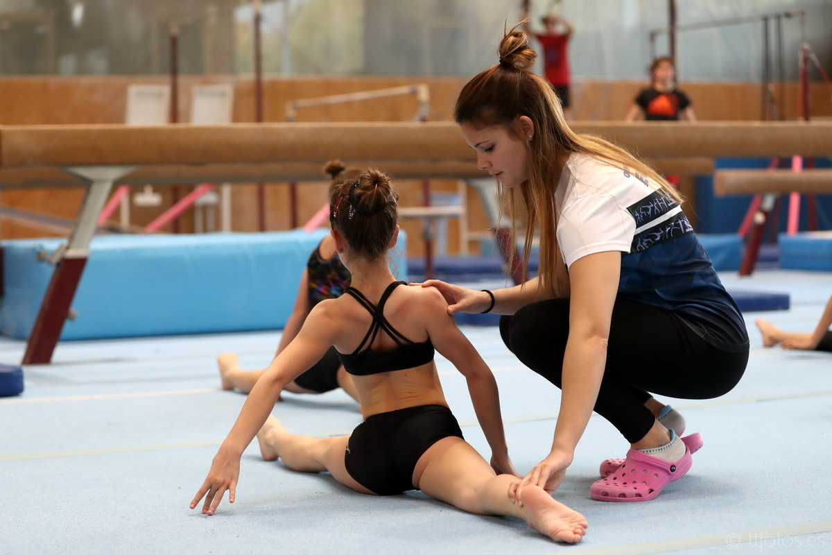 egiba gimnastica artistica femenina nivell Base