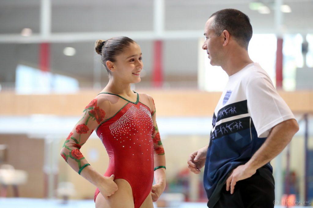 gimnastica artística femenina via olimpica egiba