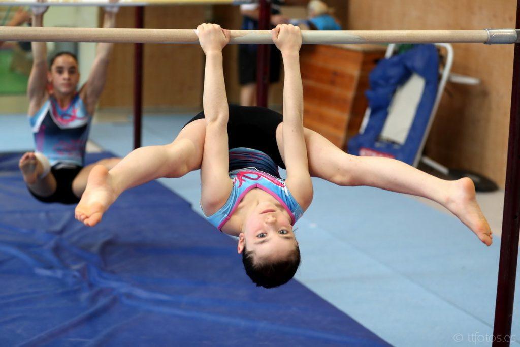 classes de gimnastica artistica per a nens i nenes al bages