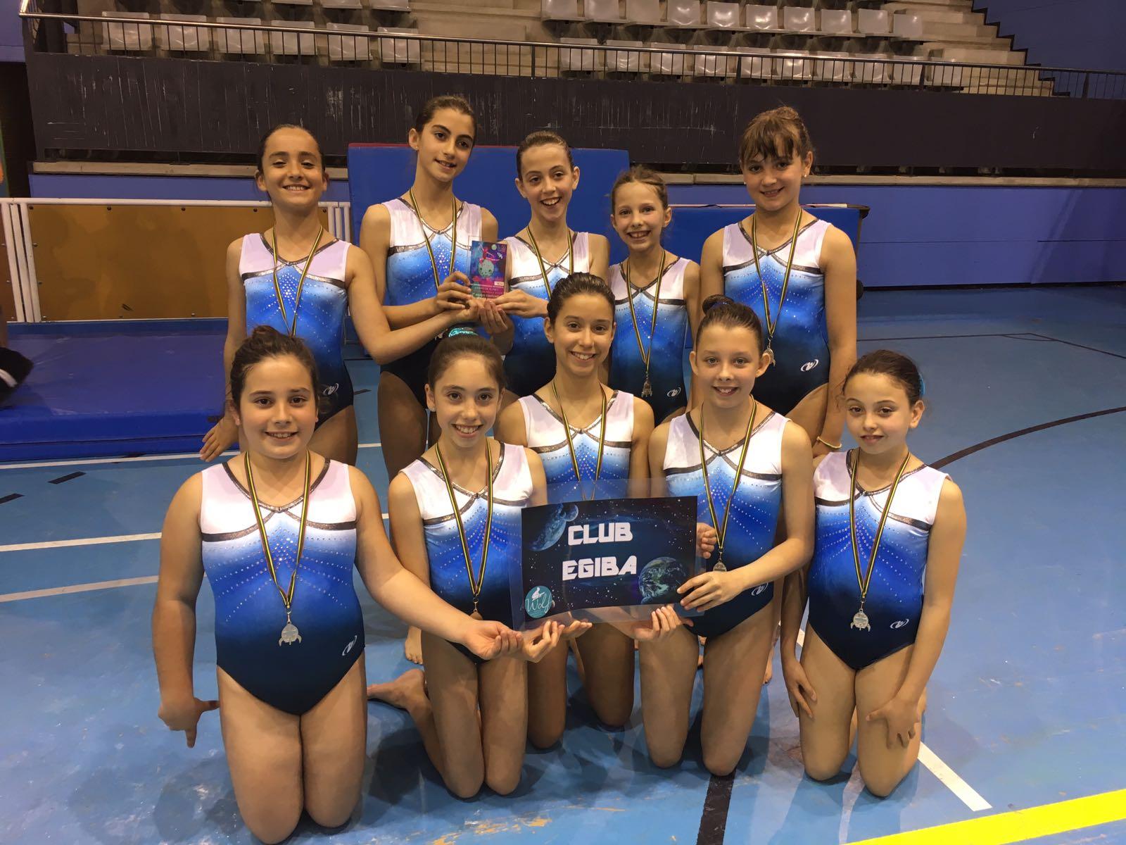 equip alevi open trofeu ciutat de blanes - EGIBA