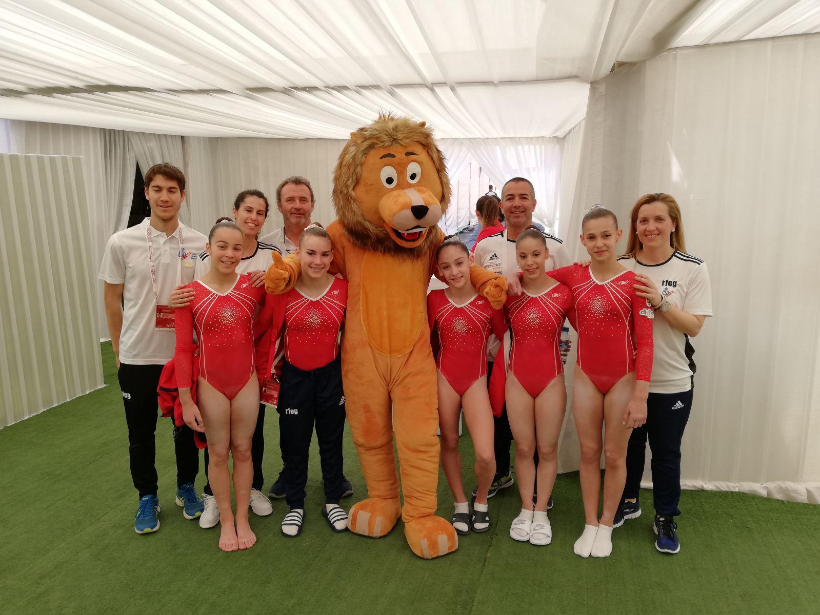 Gymnasiade 2018 - EGIBA
